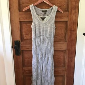 Crochet Tommy Bahama maxi dress